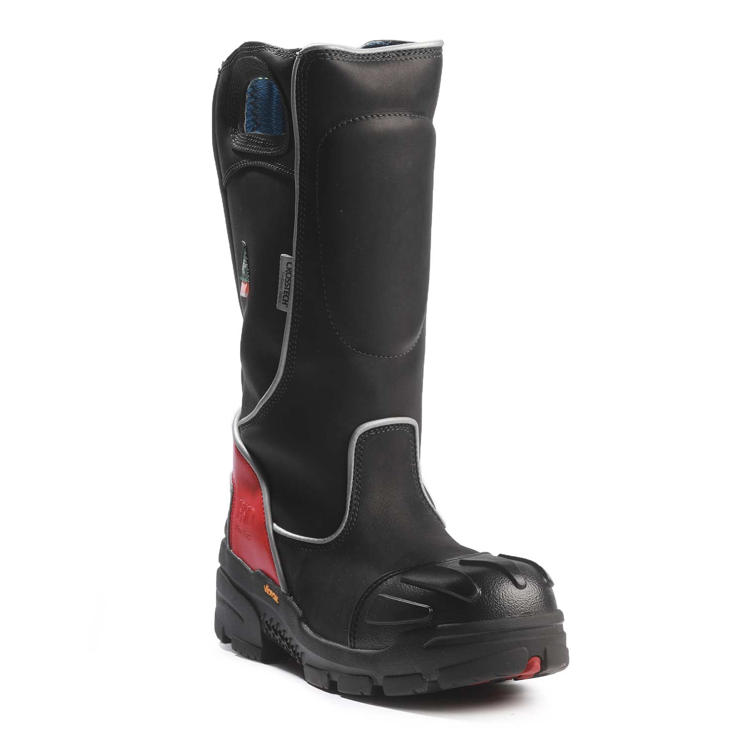 37e241b73e9 Fire-Dex Leather Structural Fire Boot.