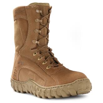 Military Boots Combat Boots Lightweight Waterproof Zipper