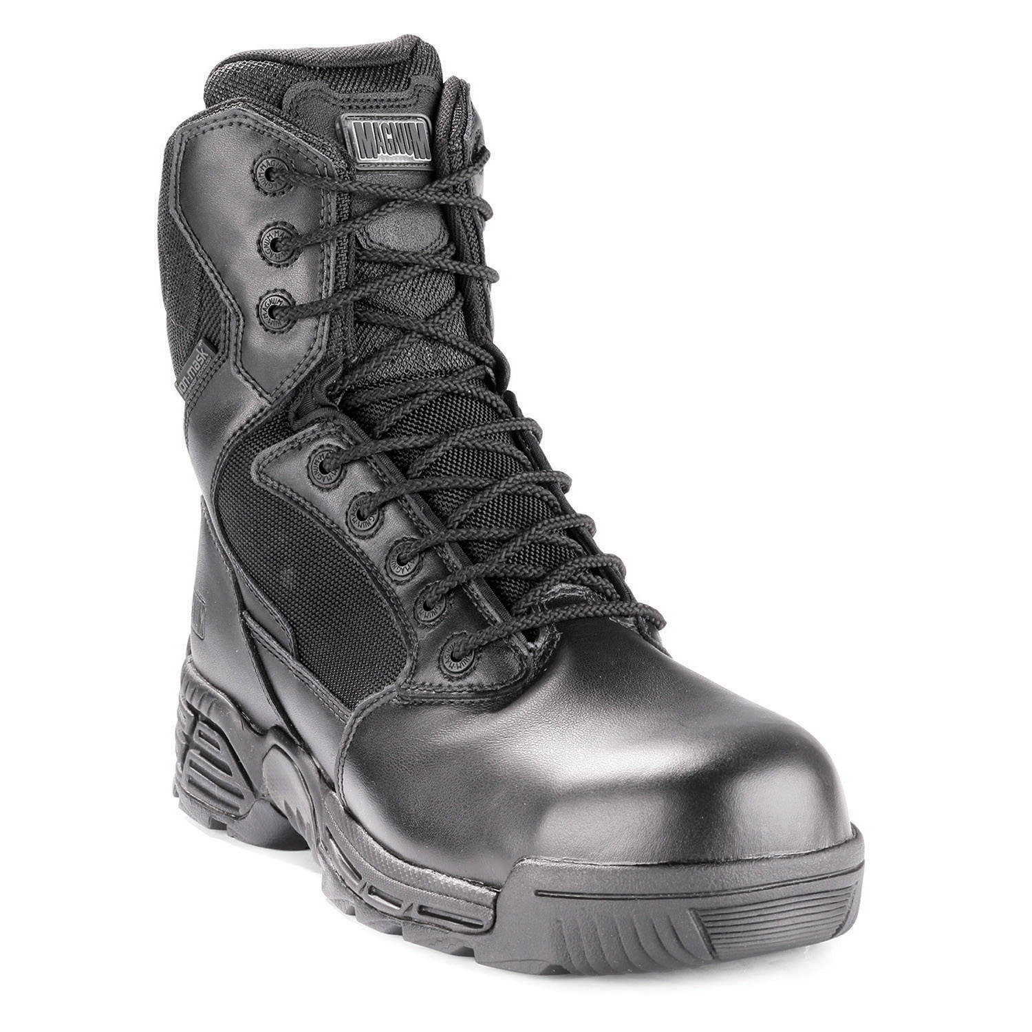 "Magnum Women's 8"" Stealth Force Side Zip Waterproof Boo"