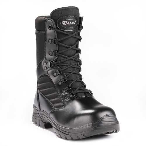 "Galls 8"" Baracuda Zipper Waterproof Composite Toe Boot"