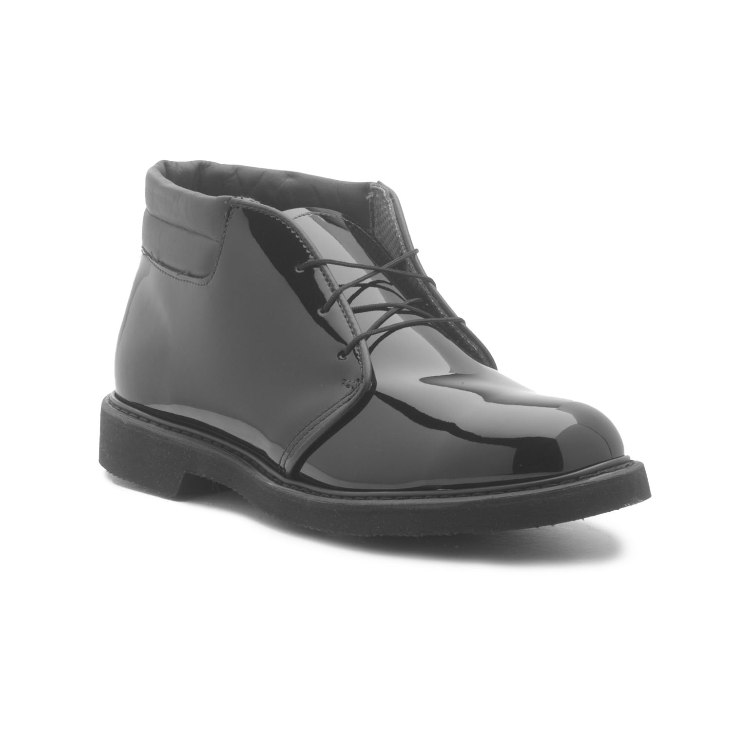 Bates Lites High Gloss Chukka Boot