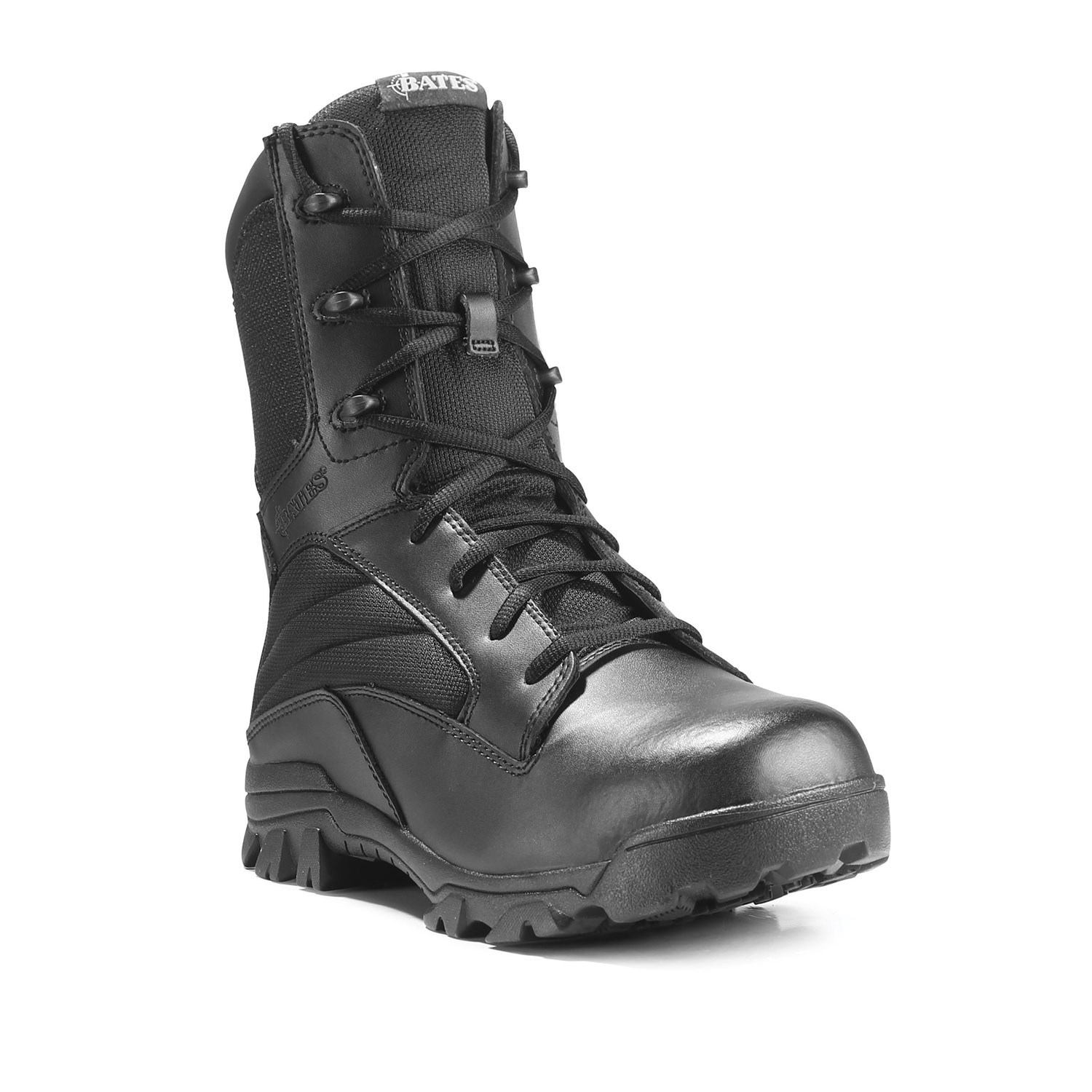 "Bates 8"" ZR-8 Side Zip Boot"