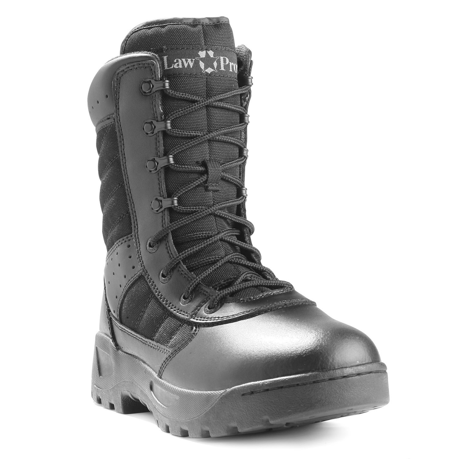 "LawPro 8"" Dispatch 2.0 Side Zip Boot"