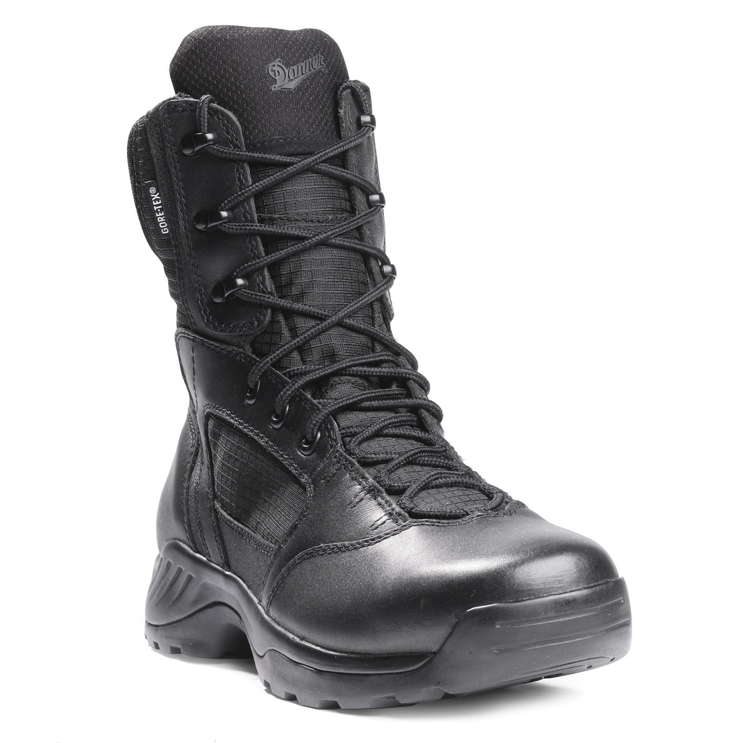 "Danner 8"" Kinetic Waterproof Side Zip Boot"