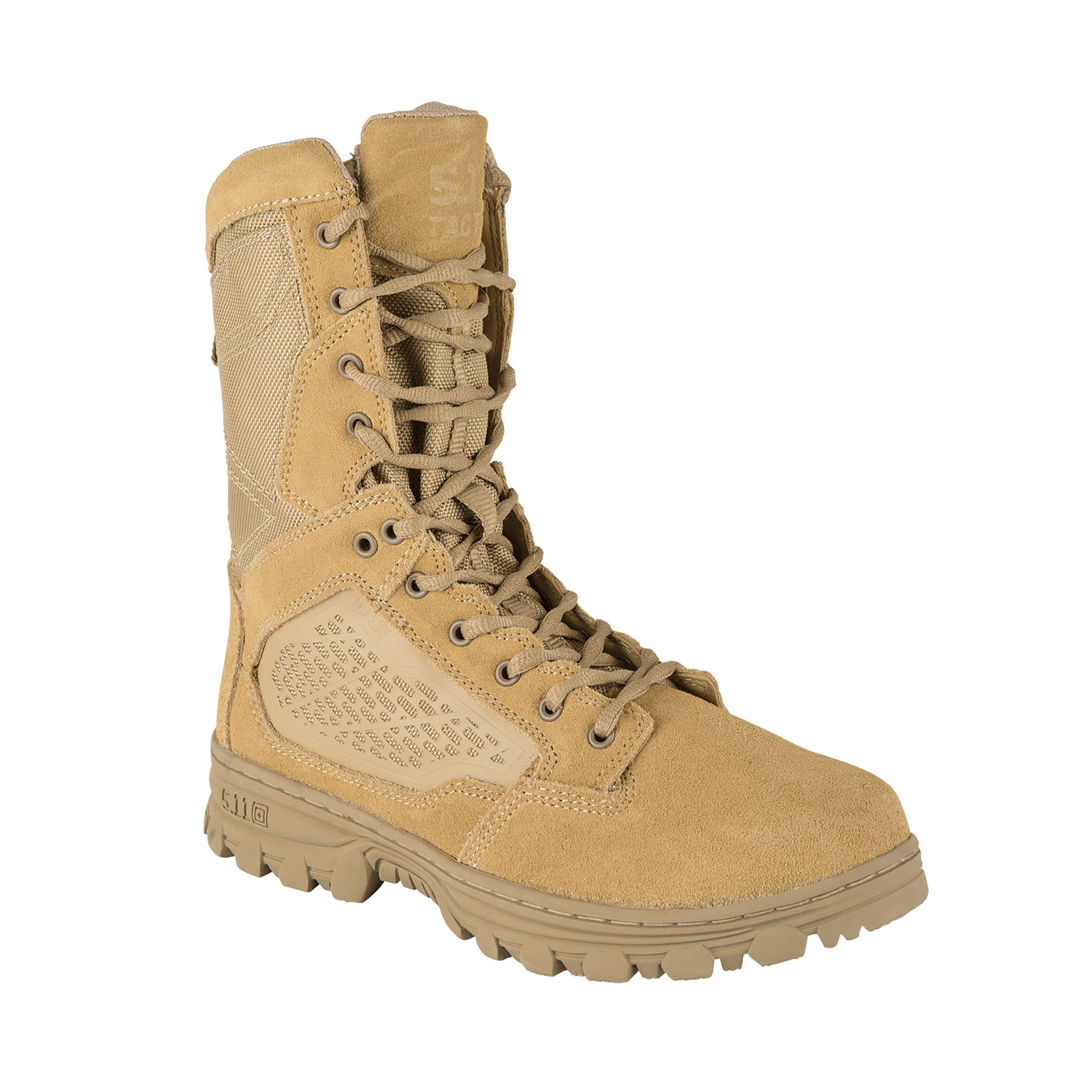 "5.11 Tactical 8"" EVO Side-Zip Desert Boot"