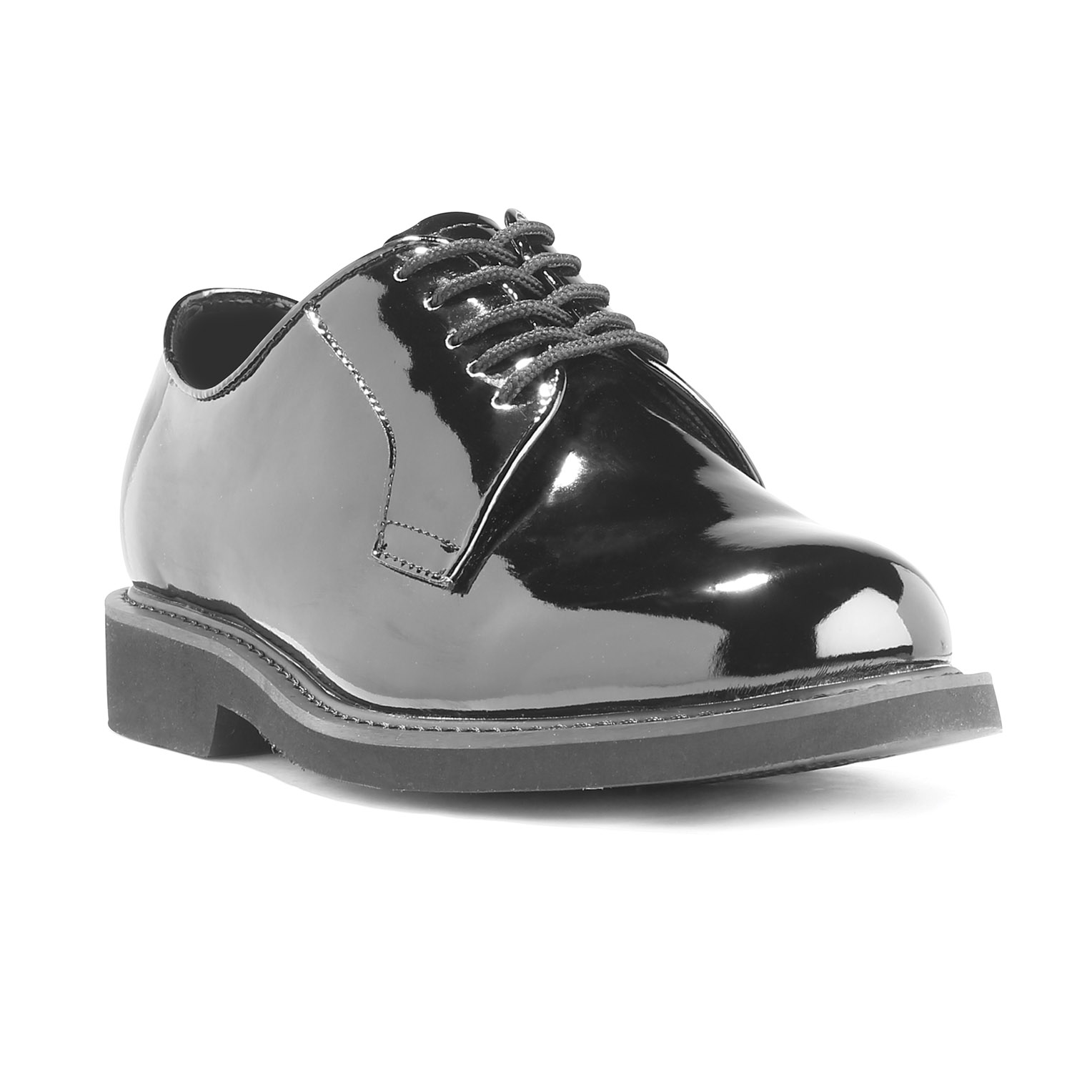 LawPro Hi-Gloss Oxfords