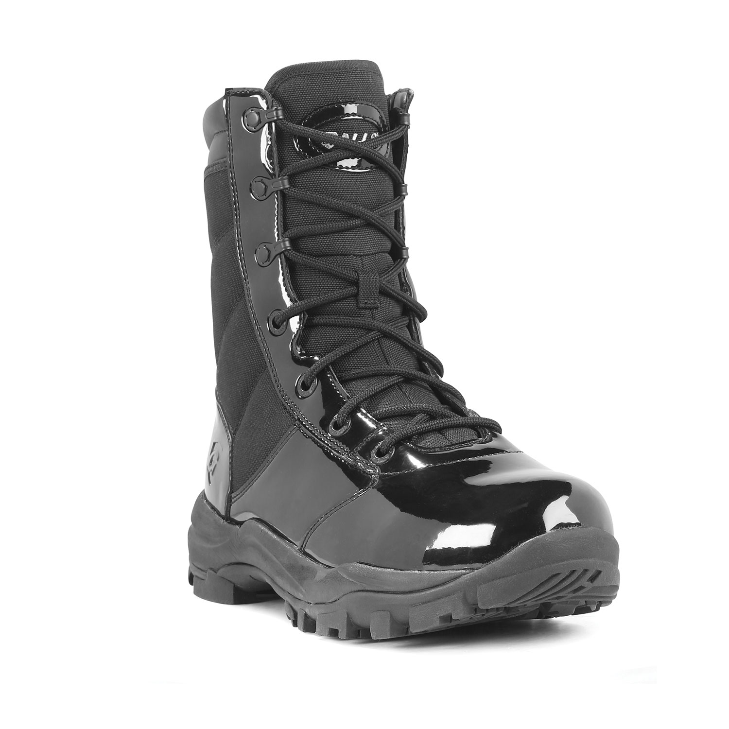 "Galls 8"" High Gloss Duty Boot"