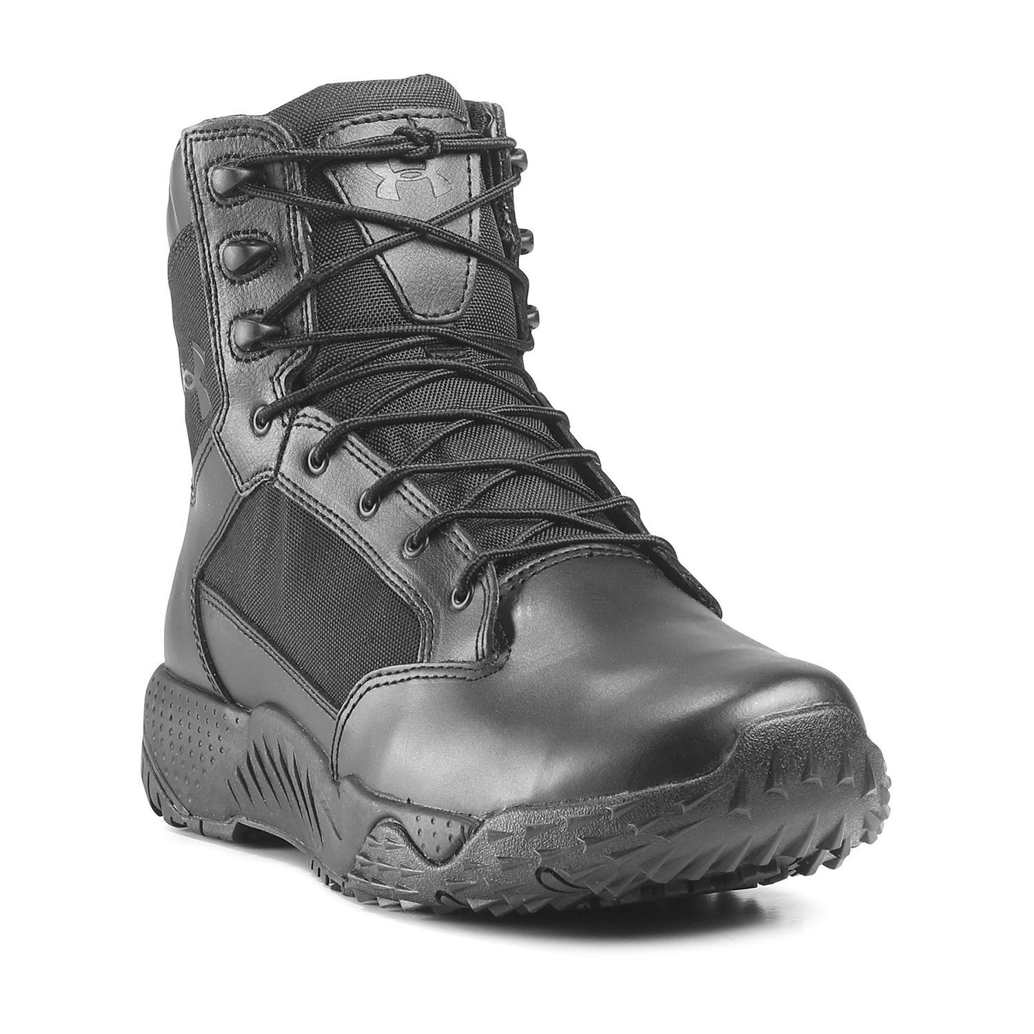 under armour black tactical boots