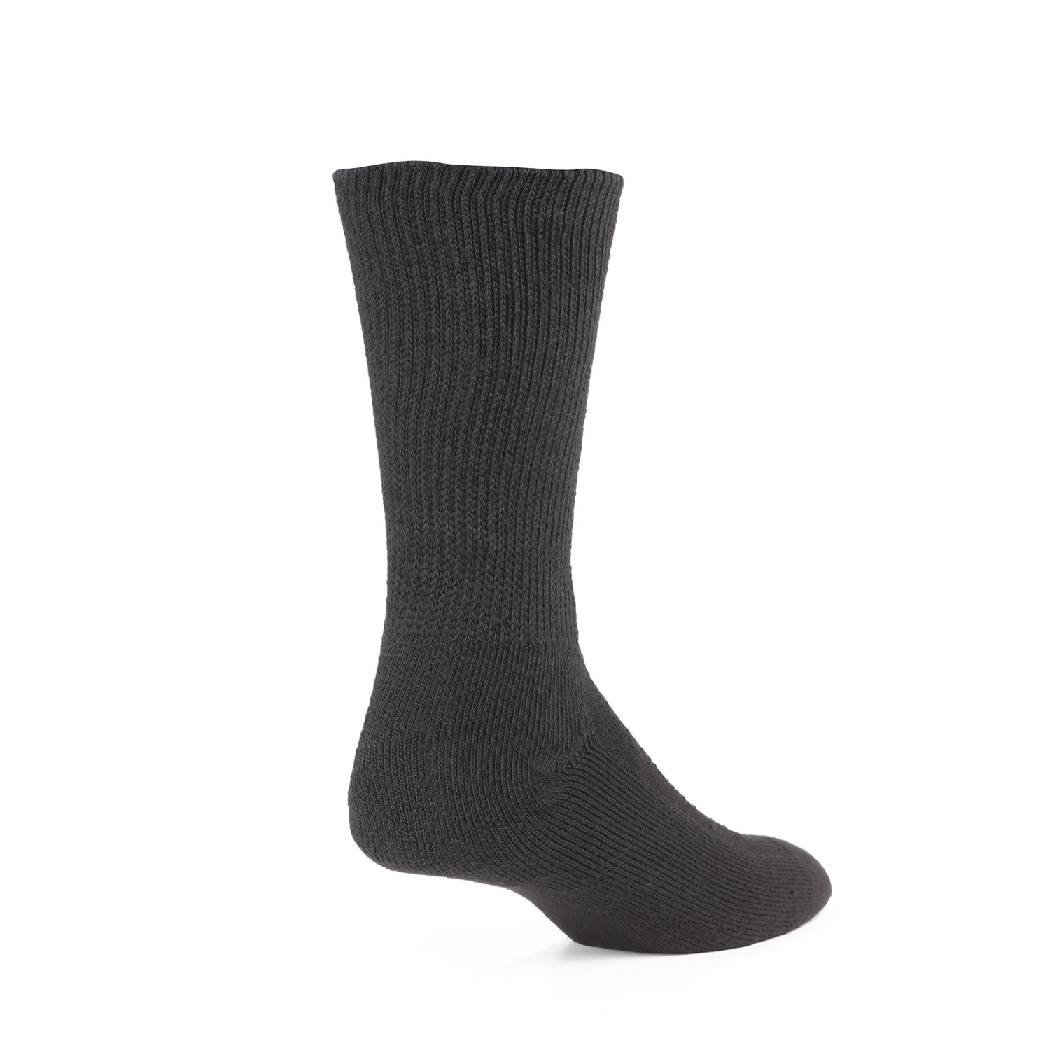 DuraCare Diabetic All Season Crew Sock (2 Pack)