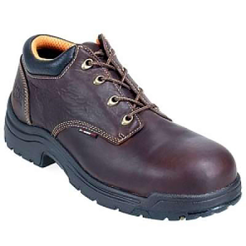 c687efdf509 Timberland Pro Titan Mens Alloy Toe Oxford Work Shoes.