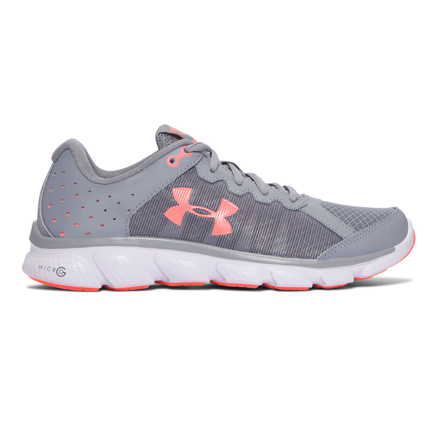 Under Armour Women's Micro G Assert 6 Running Shoe