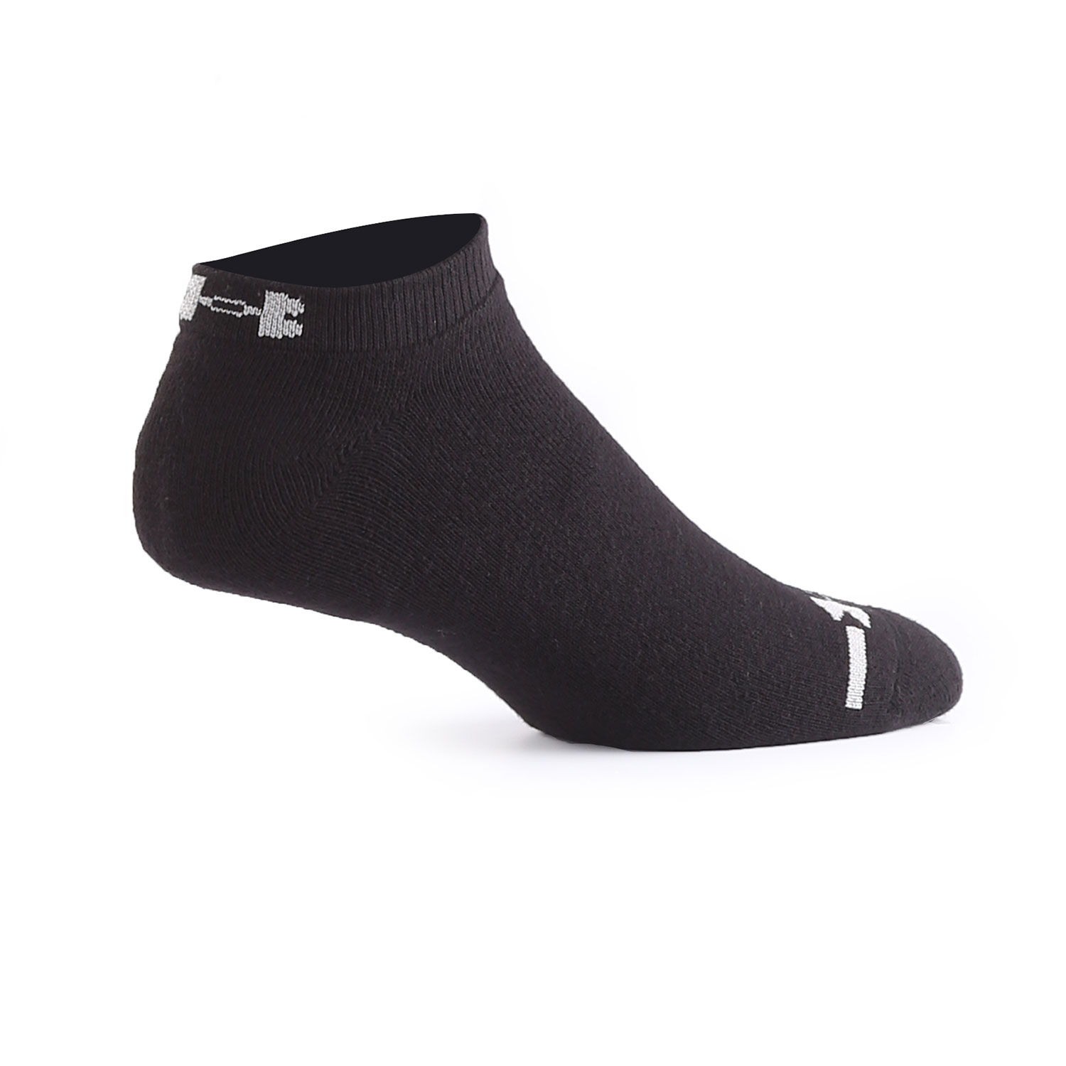 Under Armour Charged Cotton No-Show Socks 6 Pack