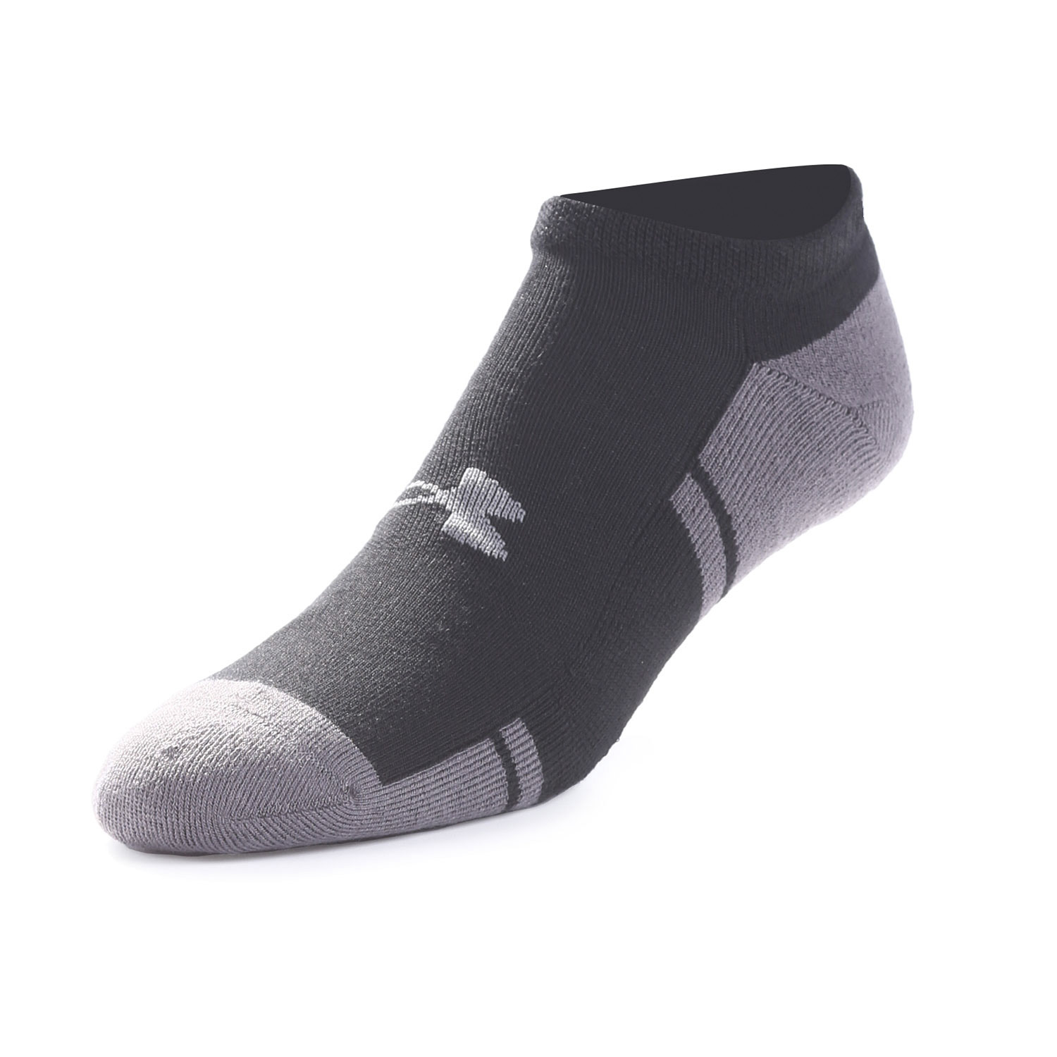 Under Armour Resistor 3.0 No Show Sock 6 Pack