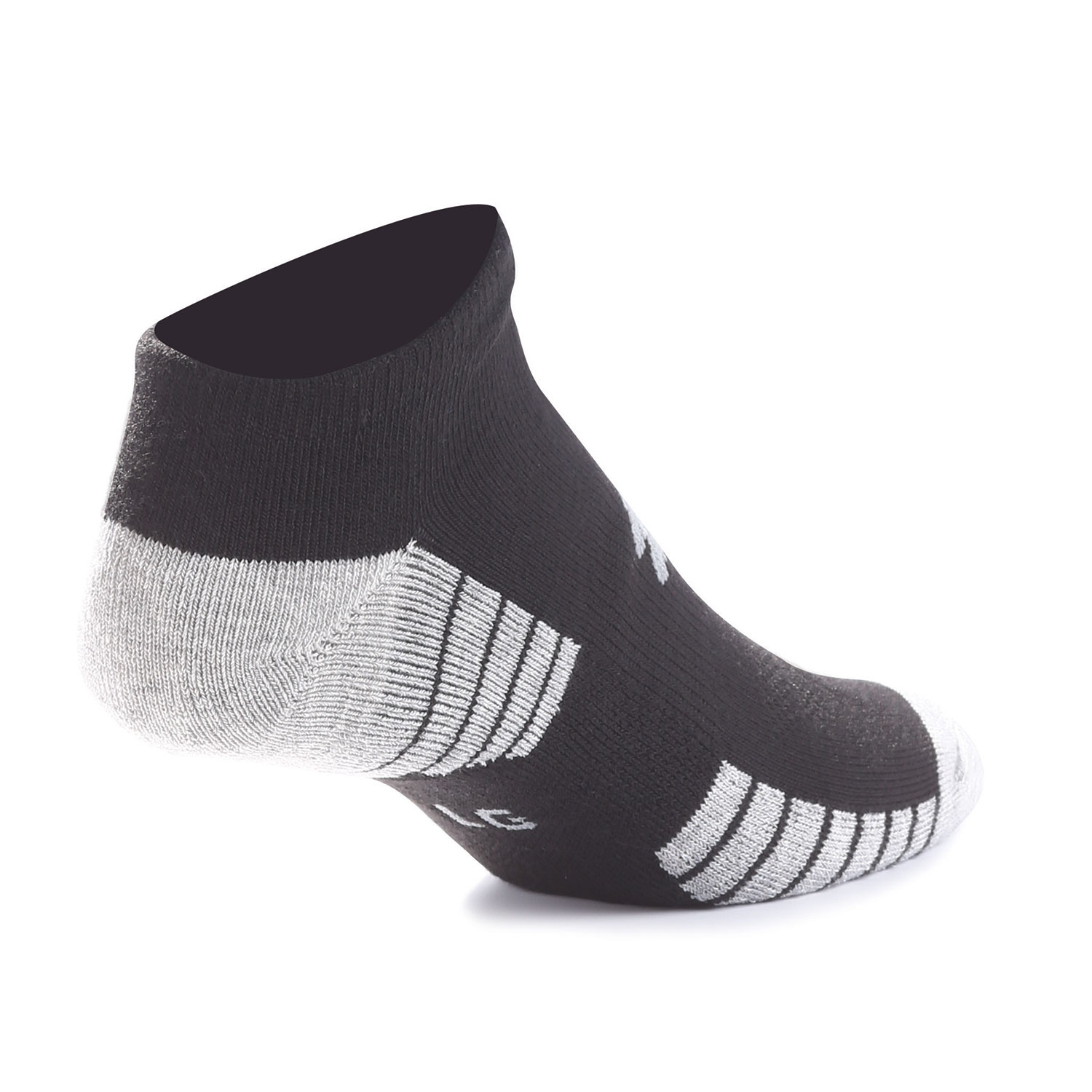 Under Armour HeatGear Tech No Show Socks 3 Pack