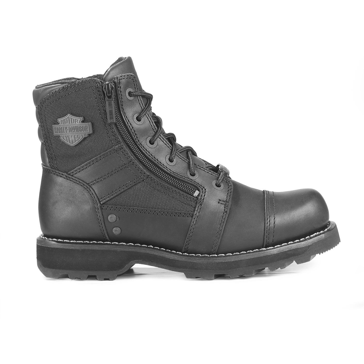search for genuine release date: high fashion Harley-Davidson Bonham Boot.