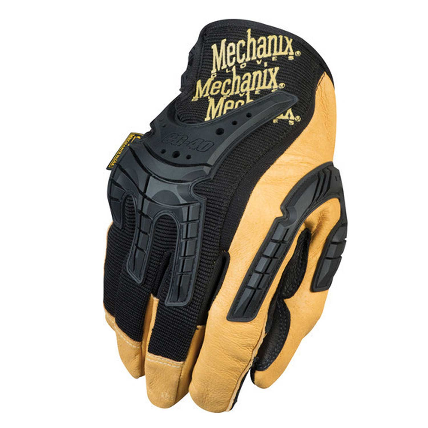 Mechanix Wear Heavy Duty Leather Gloves