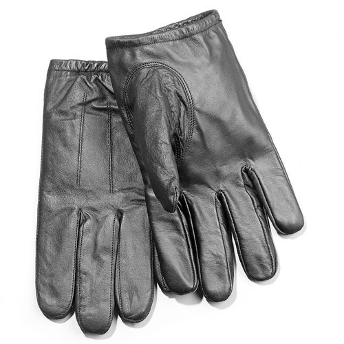 Damascus Vanguard Leather Gloves with Hipora Barrier