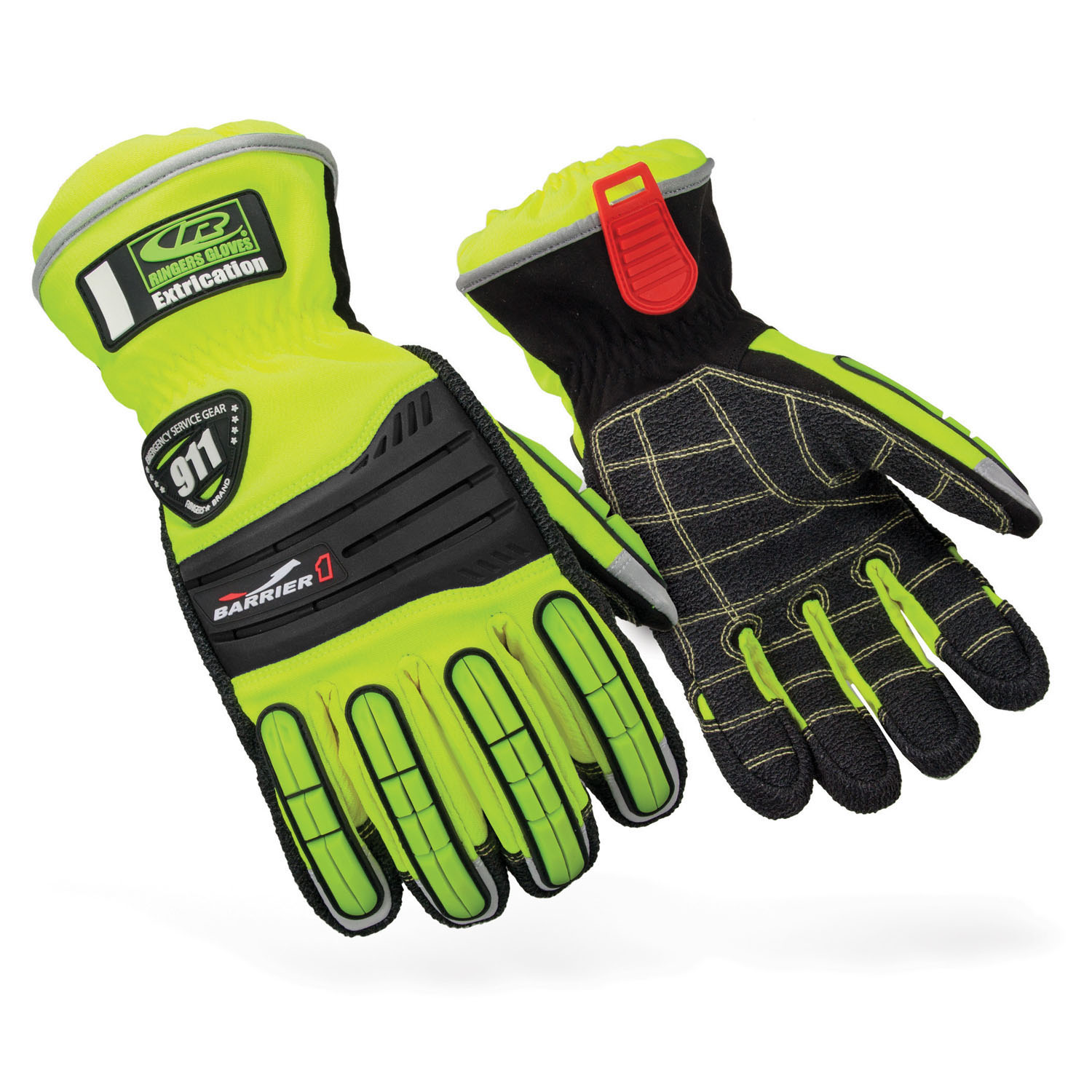 Ringers Barrier I Extrication Gloves