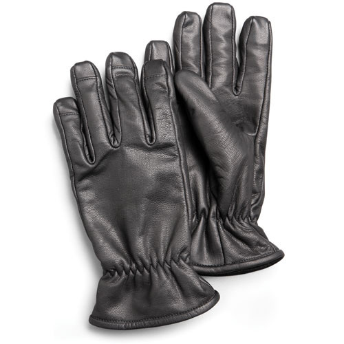 HexArmor 4046 Tactical Leather Needle-Resistant Glove