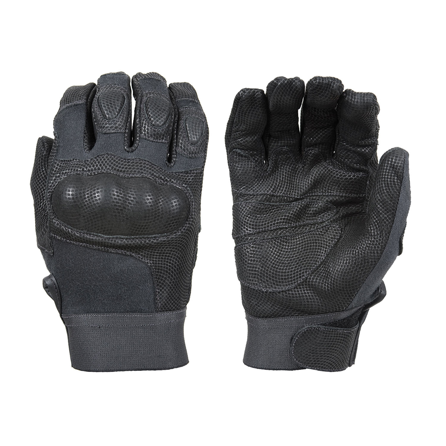 Damascus Nitro Glove with Carbon Knuckles