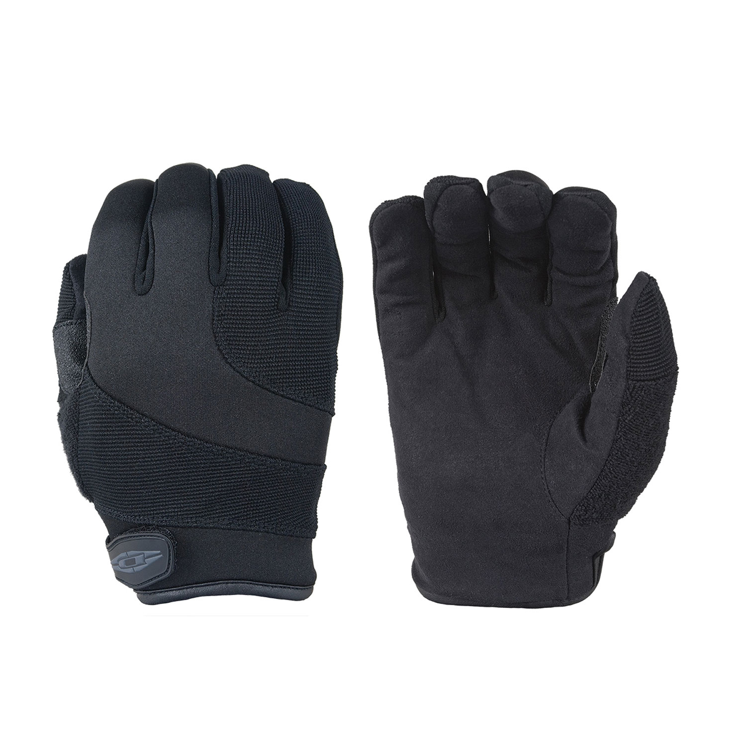 Damascus Patrol Guard Gloves with Razornet Ultra