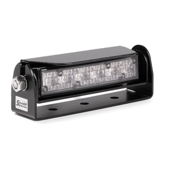 Emergency warning lights galls soundoff signal single deckgrille mount ghost led rock ligh aloadofball Gallery