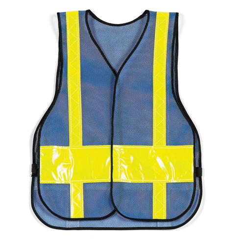 Galls Mesh Traffic Vest
