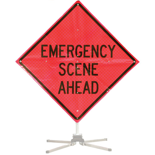 "Dicke Tool Company 36"" Replacement Sign for Fold and Ro"