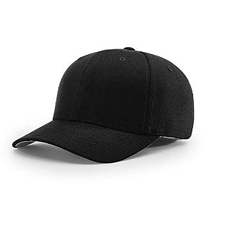 Richardson Wool Blend R-Flex Blank Baseball Cap a81d7bab0d7