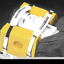 Dyna Med Replacement Head Blocks for the Head Immobilization