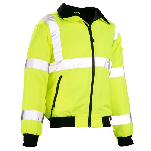 3be803b8eaa Reflective Apparel Factory ANSI Class 3 Three-Season Jacket