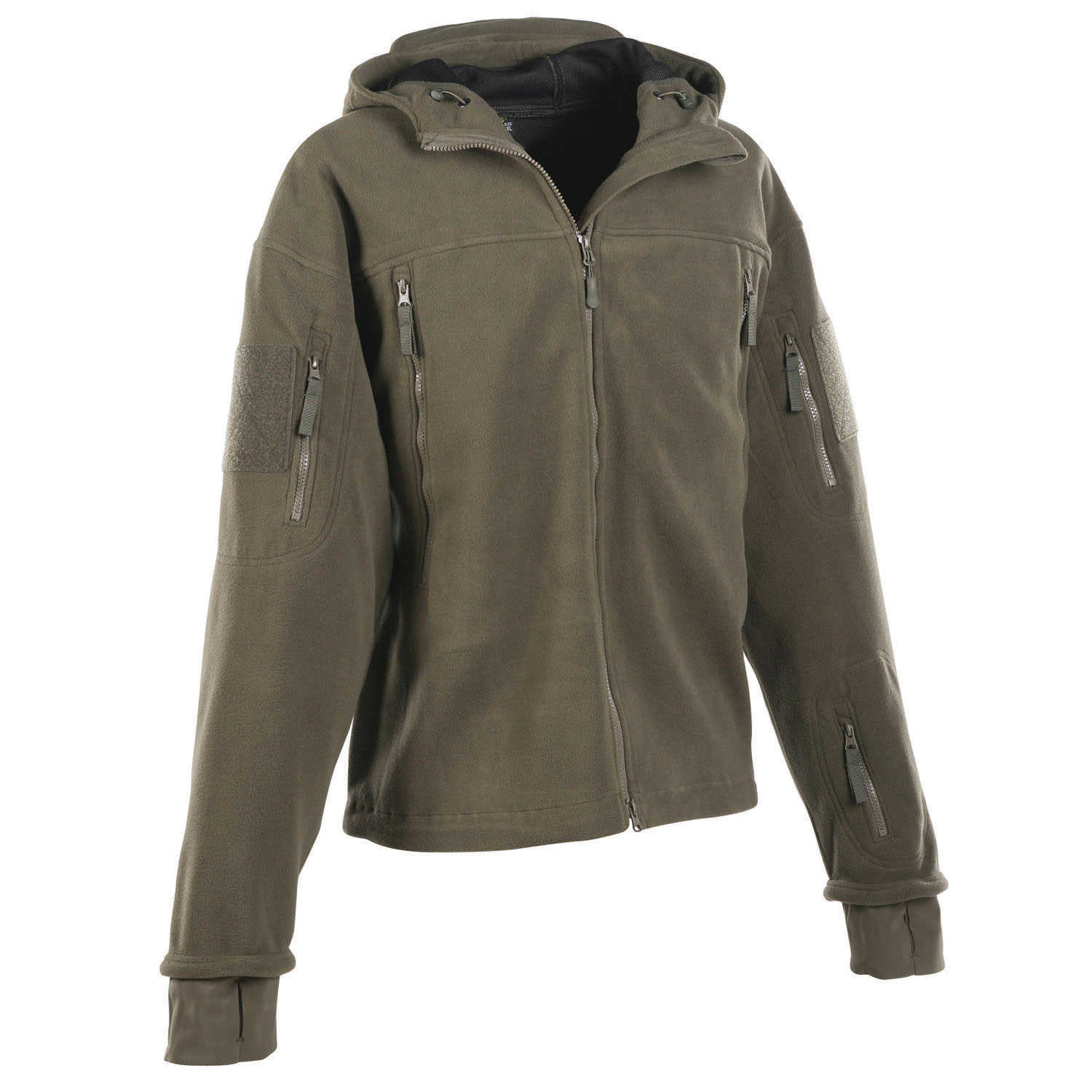 Sierra Fleece Jacket with Hood