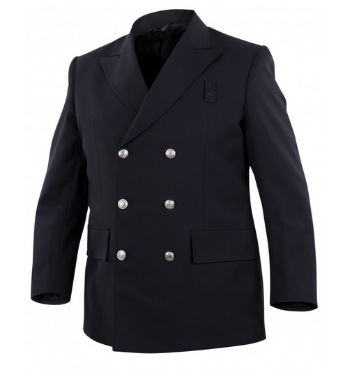 Elbeco 2 Pocket Double Breasted Blousecoat