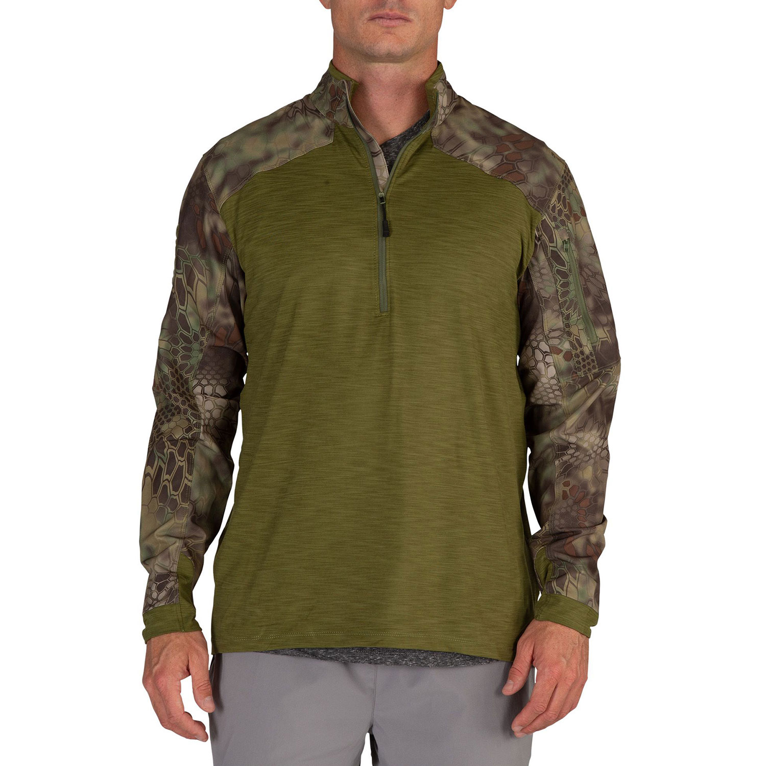 5.11 Tactical Rapid Half Zip Pullover