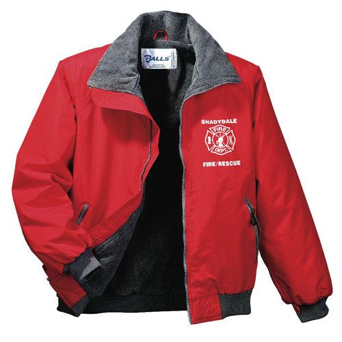 8437b0da43b Galls Reflective Three-Season Jacket