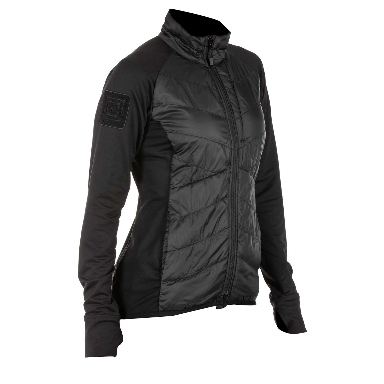 5.11 Tactical Women's Peninsula Hybrid Jacket Details