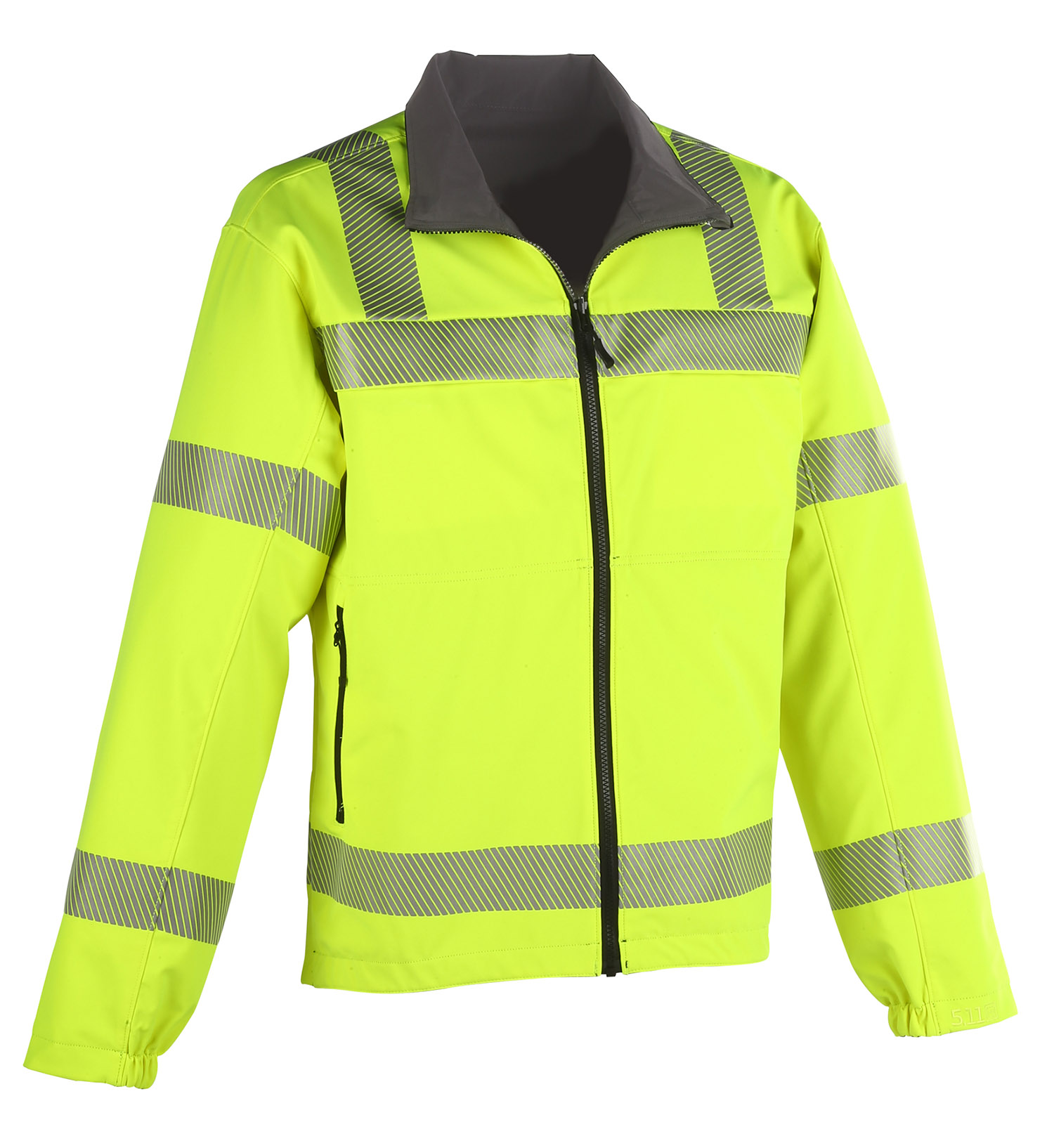 5.11 Tactical Men's Reversible Hi-Vis Softshell