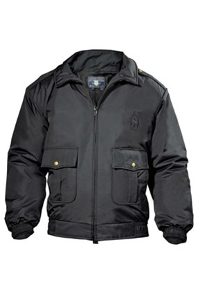 DELUXE DUTY JACKET W/ SILVER S BUTTONS