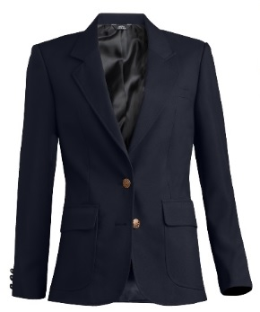 Edwards Women's Poly Uniform Blazer