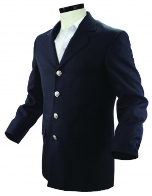 Elbeco Single Breast 4 Pocket Poly Blazer