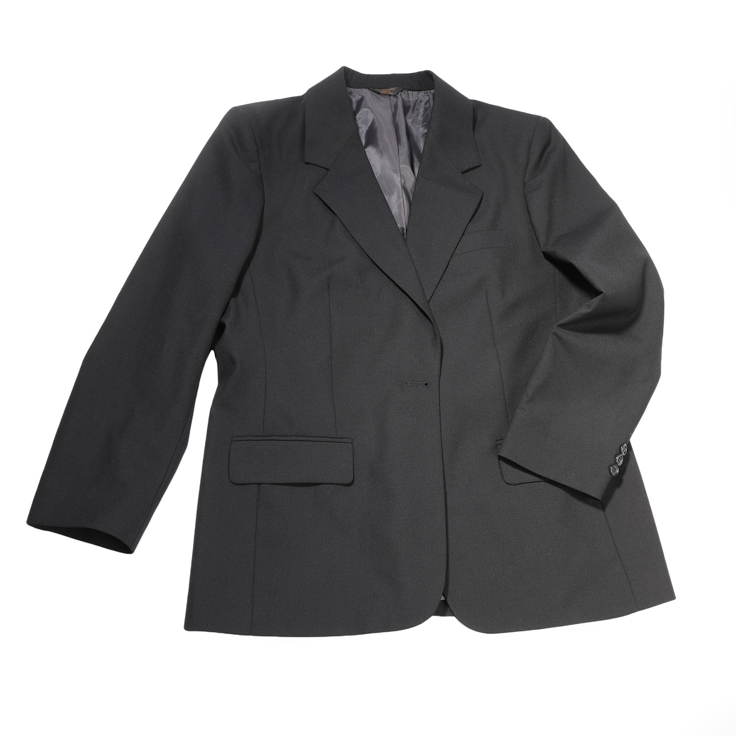 Edwards Womens Hopsack Blazer