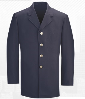 Men's Single Breasted Dress Coat