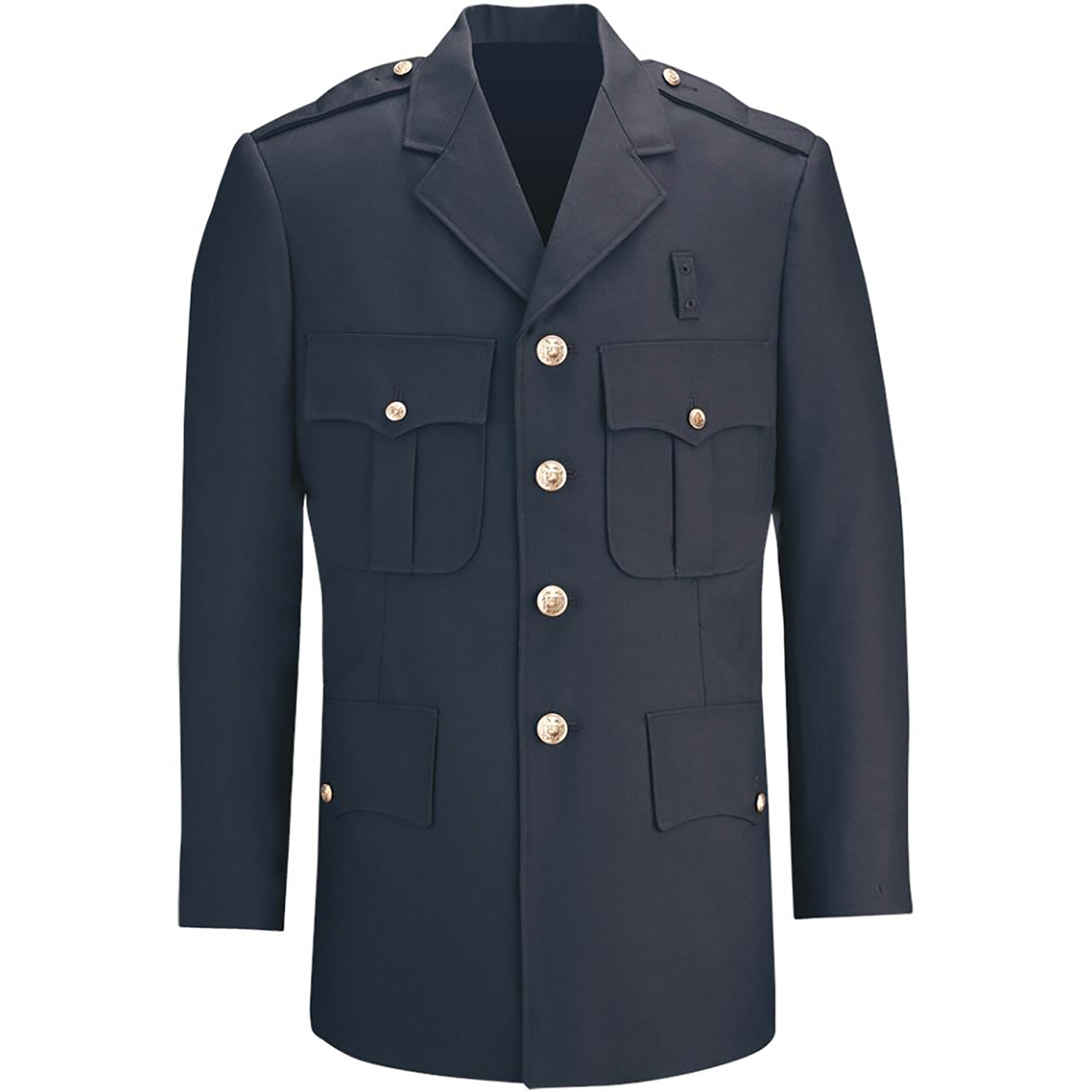 Flying Cross Mens Single Breasted Dress Coat