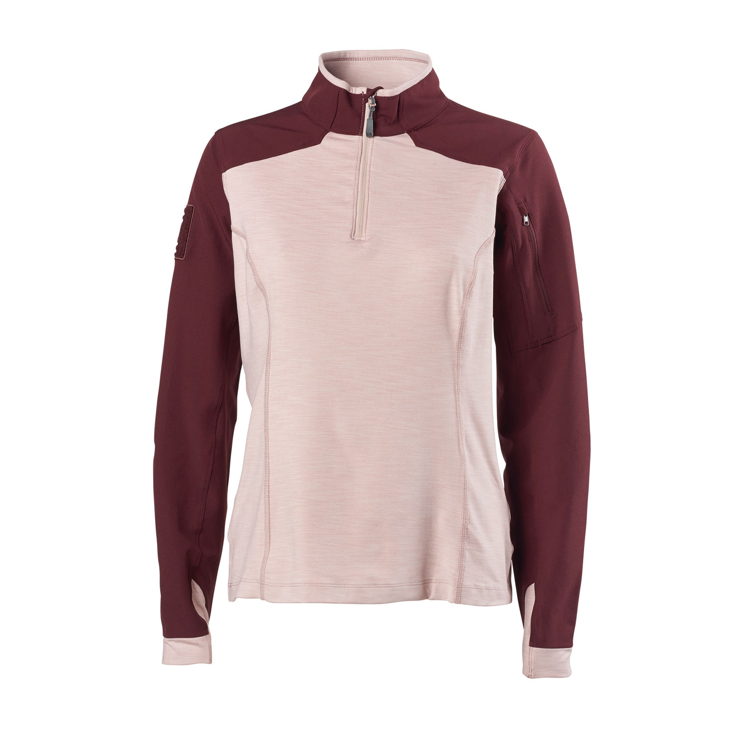 5.11 Women's Rapid Half Zip