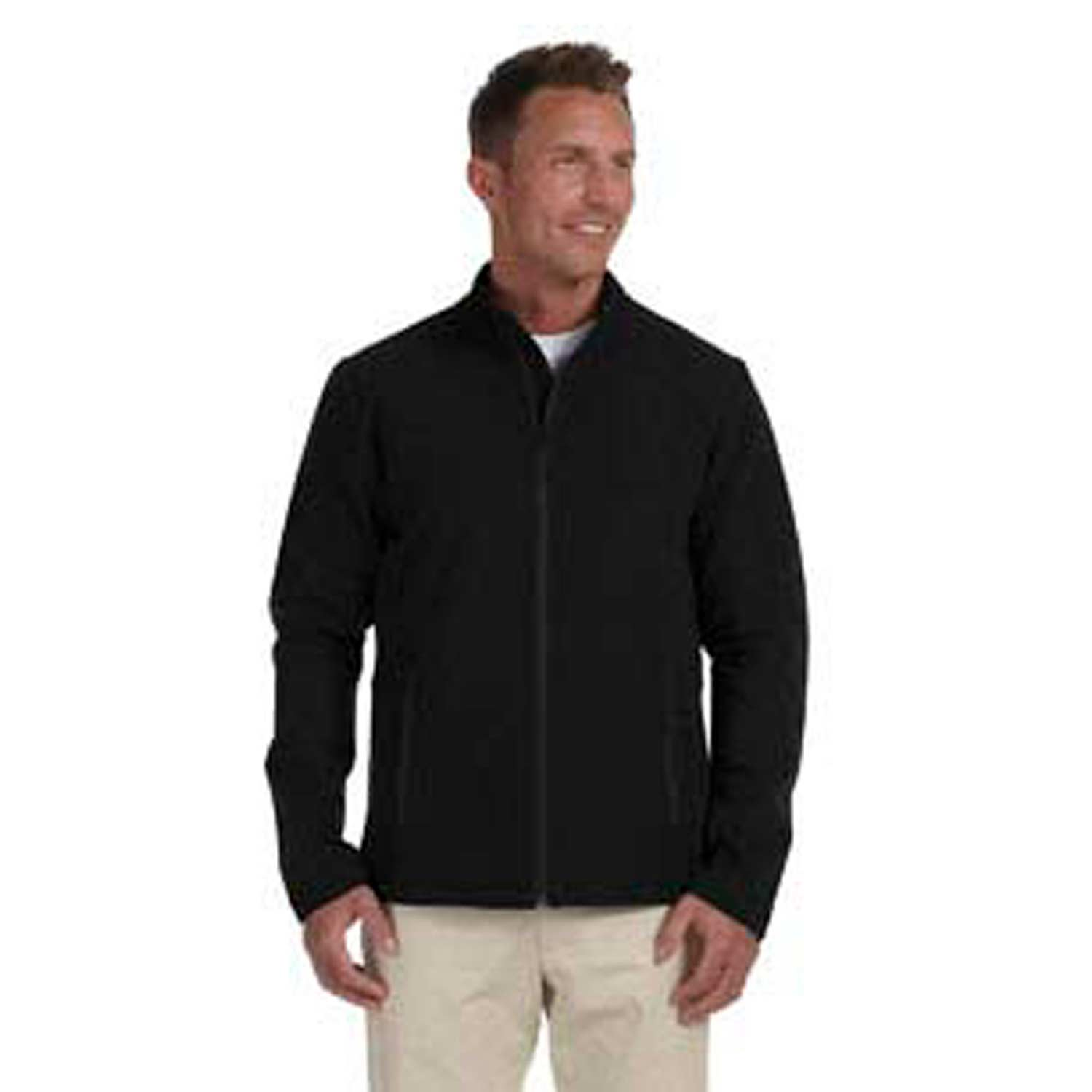 Devon & Jones Men's Tech-Shell Duplex Jacket