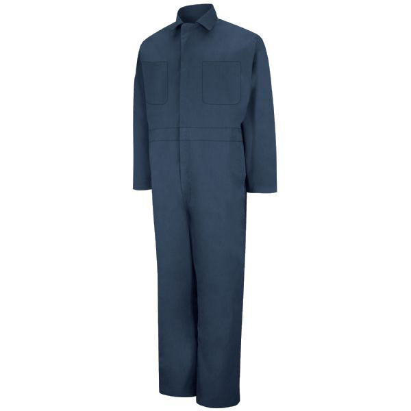 Red Kap Uniform Coverall Long Sleeve