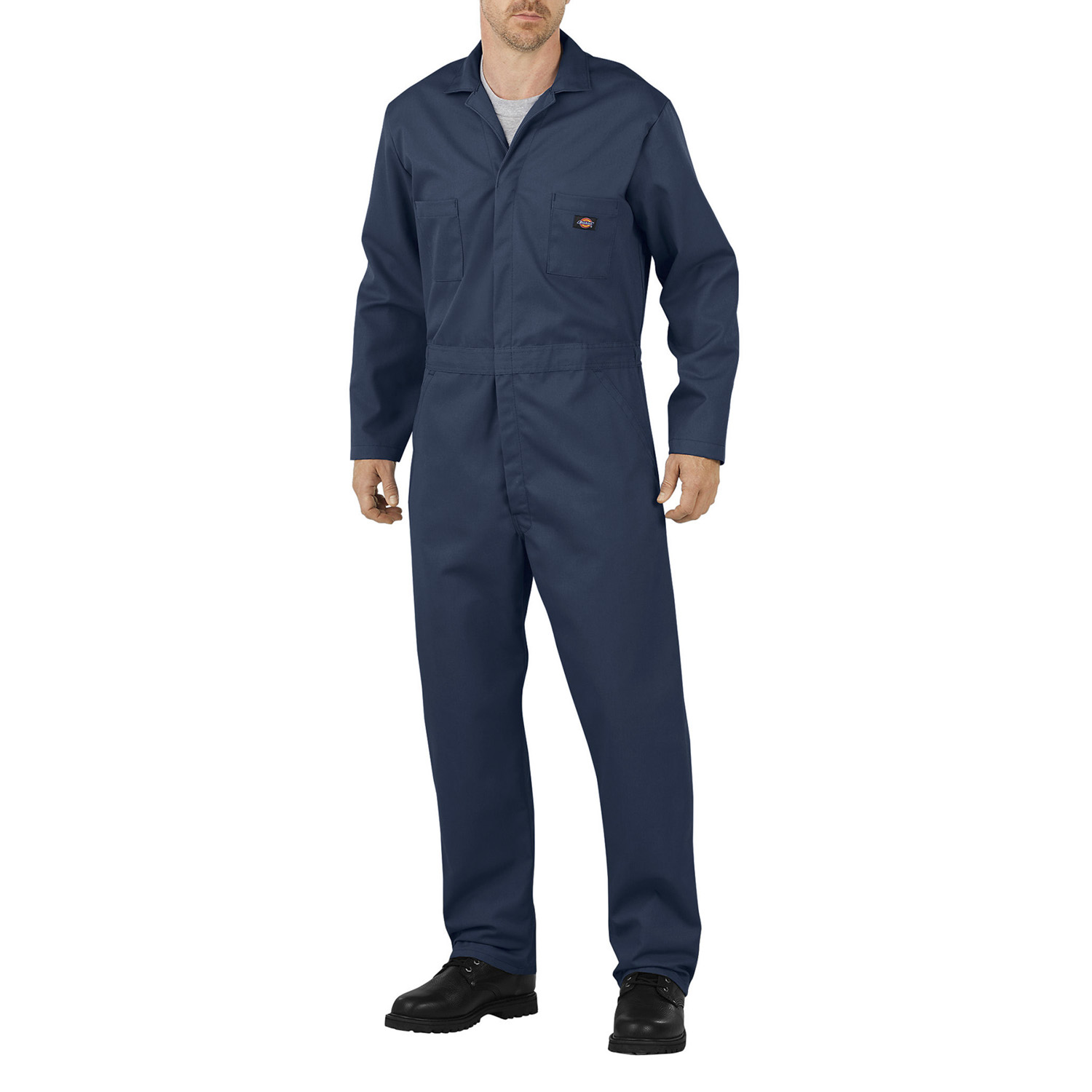 Dickies Long Sleeve Cotton Twill Coverall