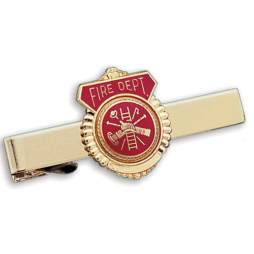 Blackinton Fire Department Tie Bar