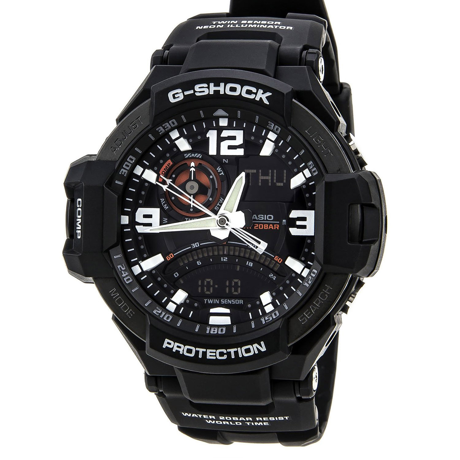 Casio G Shock Gravity Master Tactical Watch