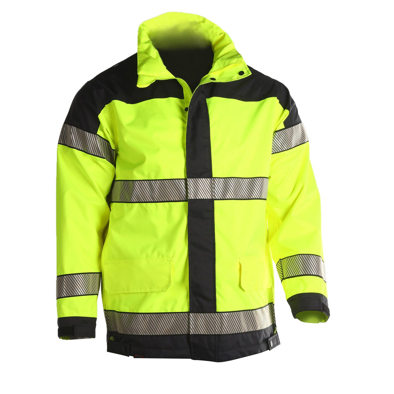 Elbeco Shield Hi-Visibility Parka with Performance Softshell